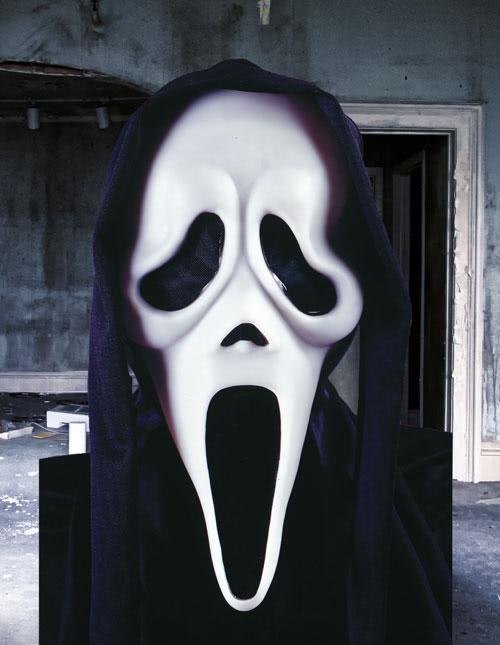 Ghost Face Mask