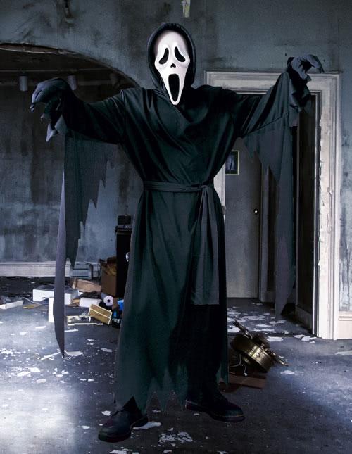 Kids Scream Costume