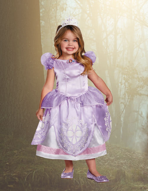 sofia the first dress - The First Halloween Costumes