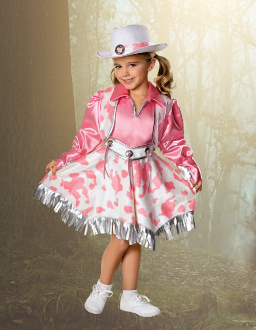shell be ready to be a cowpoke at the western ranch with this signature cowgirl costume this costume ensemble comes with everything she needs to become a - Ideas For Girl Halloween Costumes