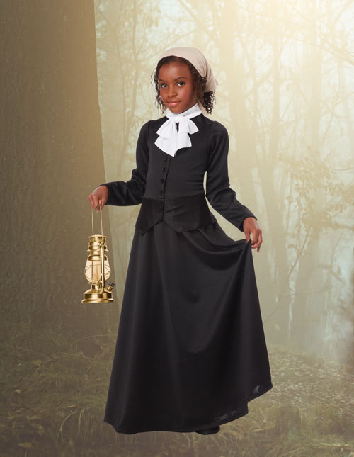 Harriet Tubman Costume