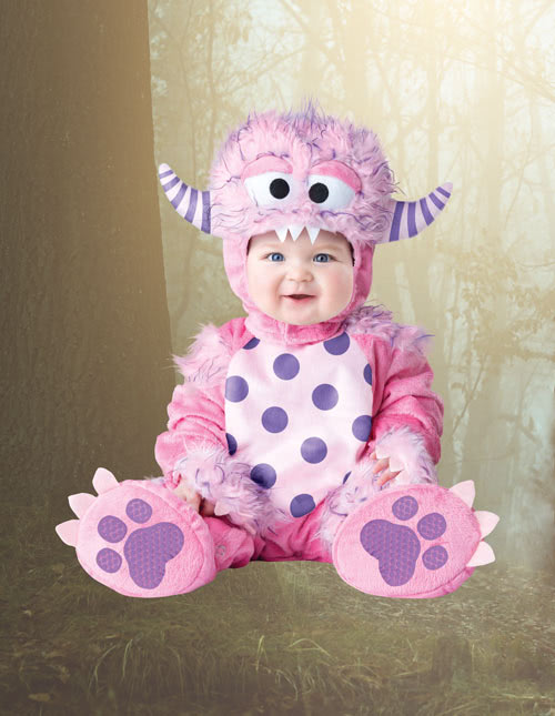 Monster Costume  sc 1 st  Halloween Costumes & Girls Halloween Costumes - Kids Costumes