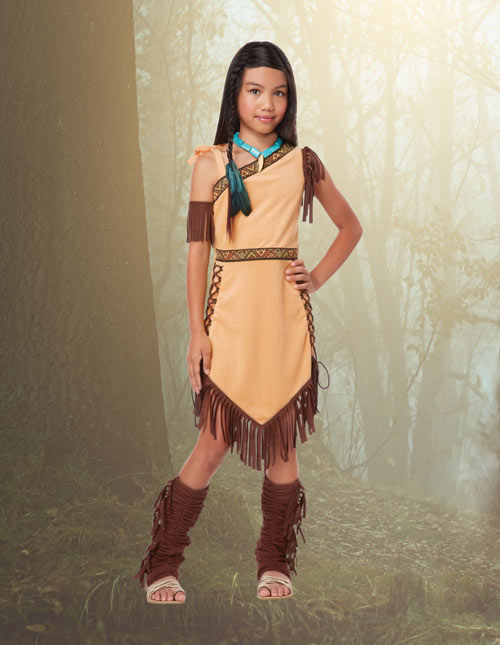 Native American Girl Costume