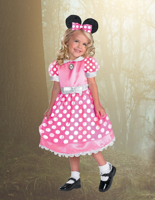 Minnie Mouse Costume  sc 1 st  Halloween Costumes & Girls Halloween Costumes - Kids Costumes