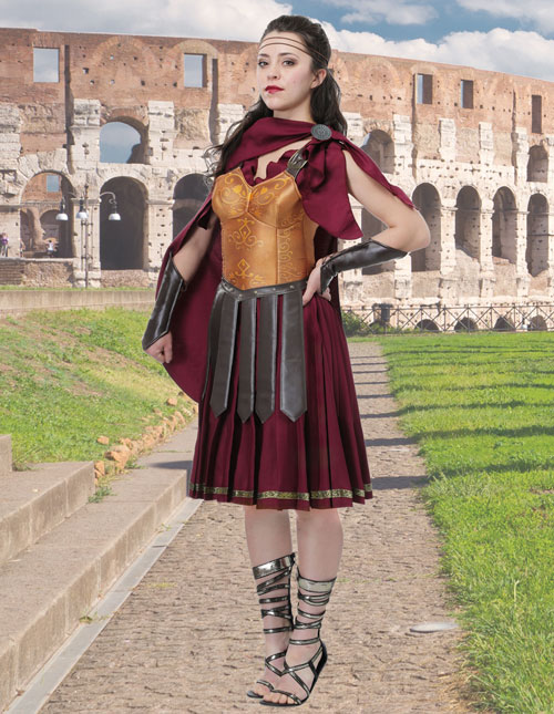 Female Gladiator Costume