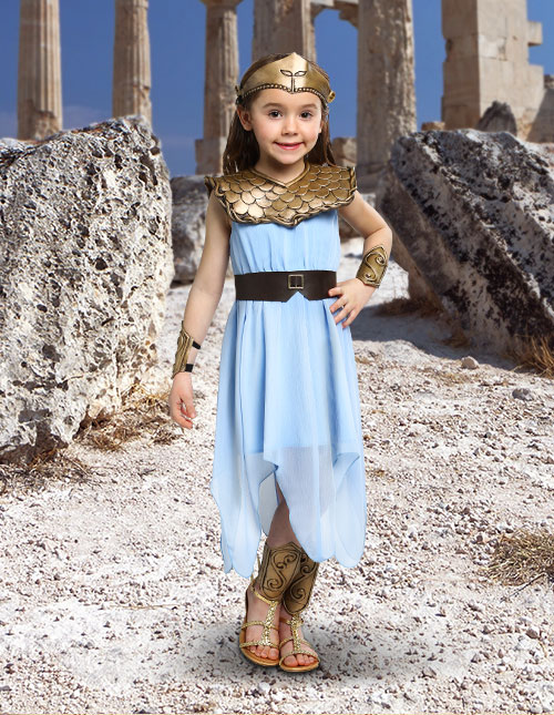 Goddess Costumes for Kids