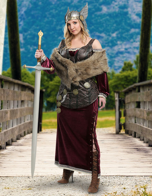 Viking Goddess Costume