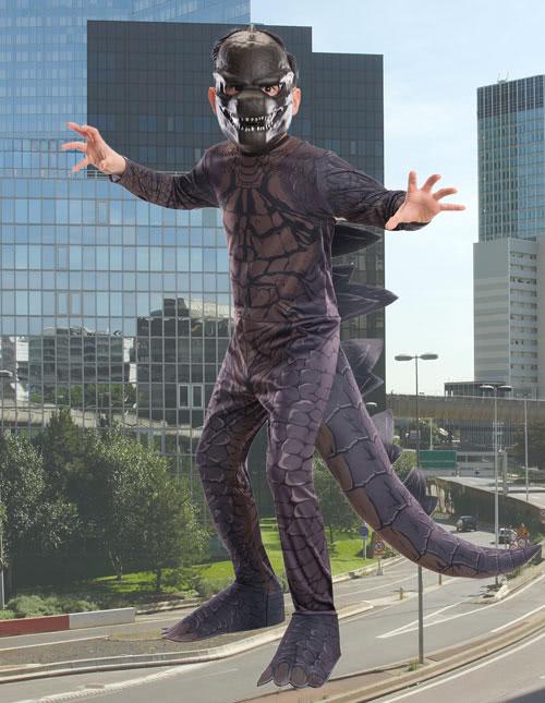 Godzilla Costume for Kids