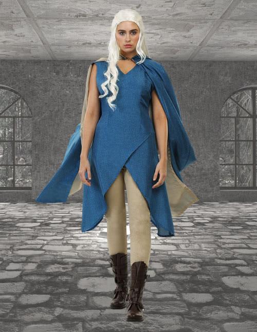 Daenarys Targaryen Costume