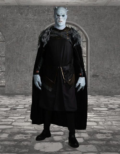 Winter is Here. It's Him.