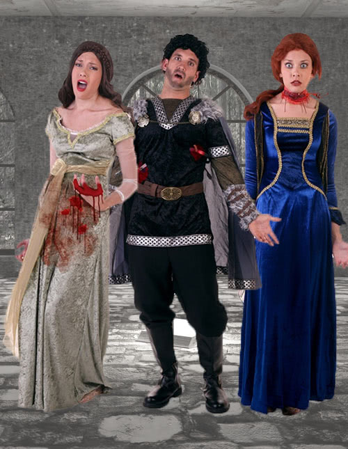 Red Wedding, Party of Three