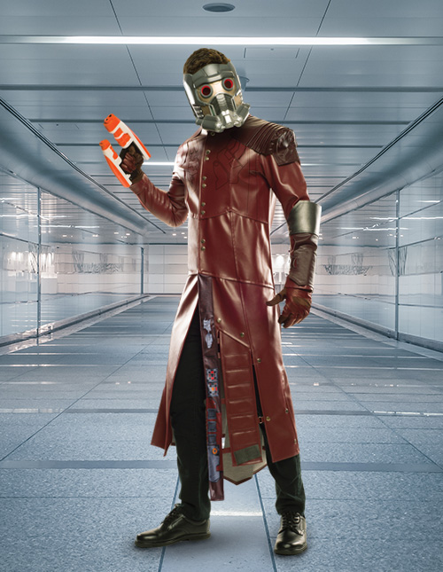 Adult Star-Lord Costume