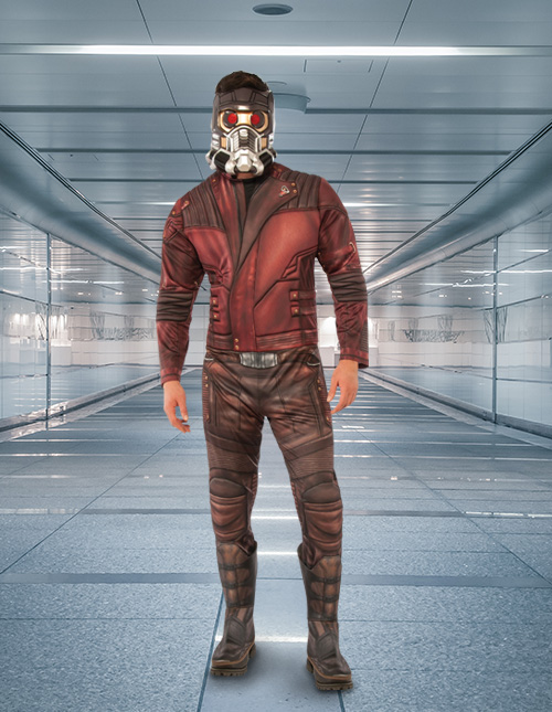 Star-Lord Costume