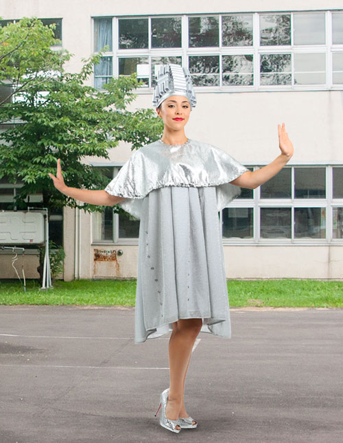 Beauty School Dropout Costume