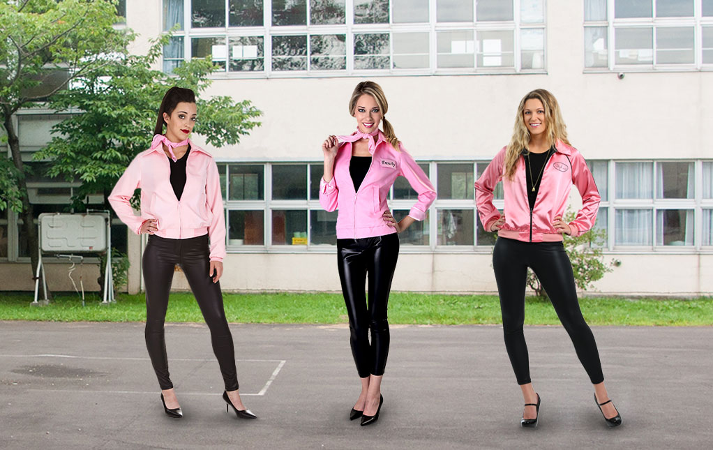 Grease Pink Ladies Jackets