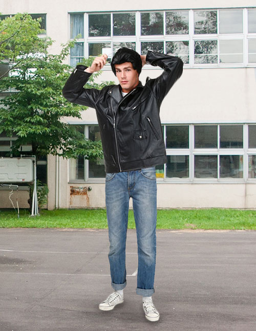 Grease T-Birds Costume