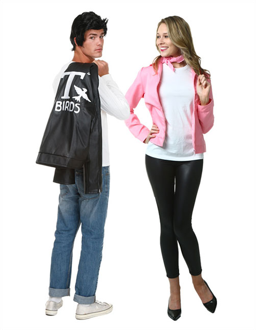 We Go Together!  sc 1 st  Halloween Costumes & Grease Costumes - Adult Kids Grease Movie Costumes