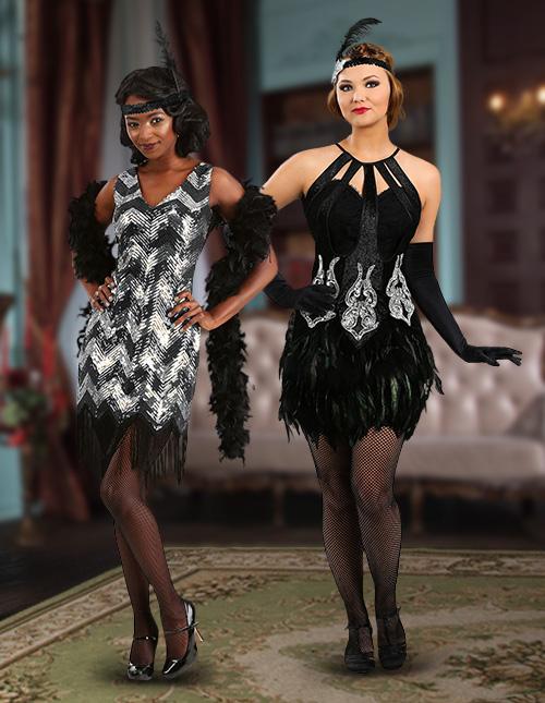 Great Gatsby Dresses