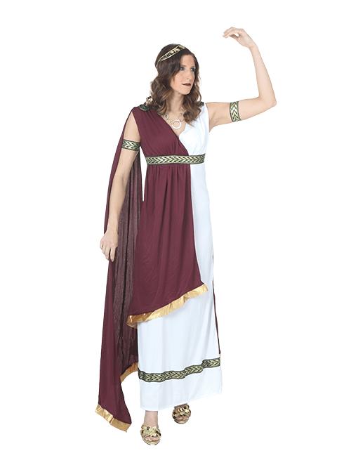 Greek Goddess Searching Sculpture Pose