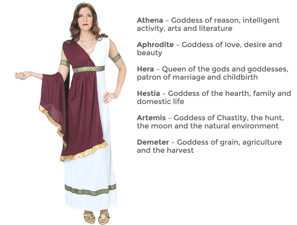 Greek Goddess Quotes