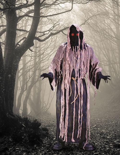 Phantom Zombie Costume