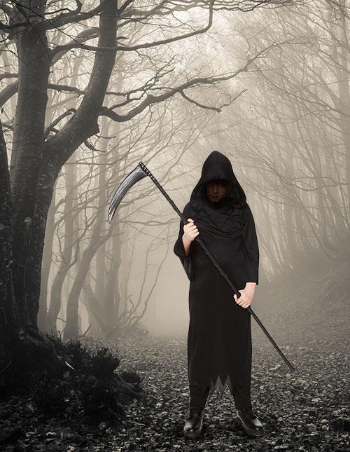 Grim Reaper Costume for Child