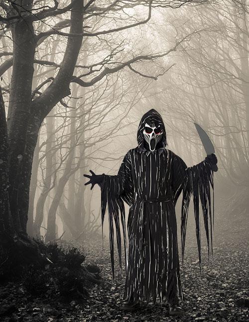 Howling Horror Costume
