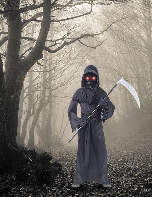 The Phantom Costume