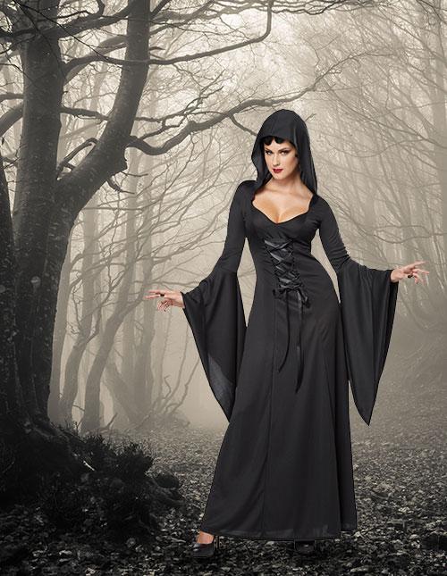 Women's Hooded Robe
