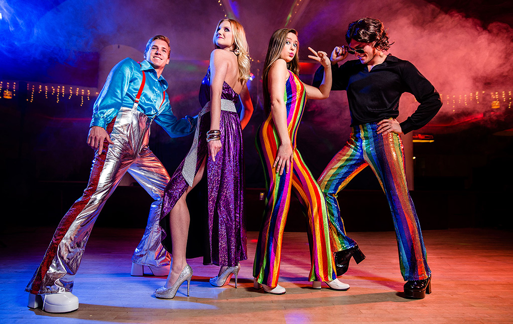 Disco Group Costumes
