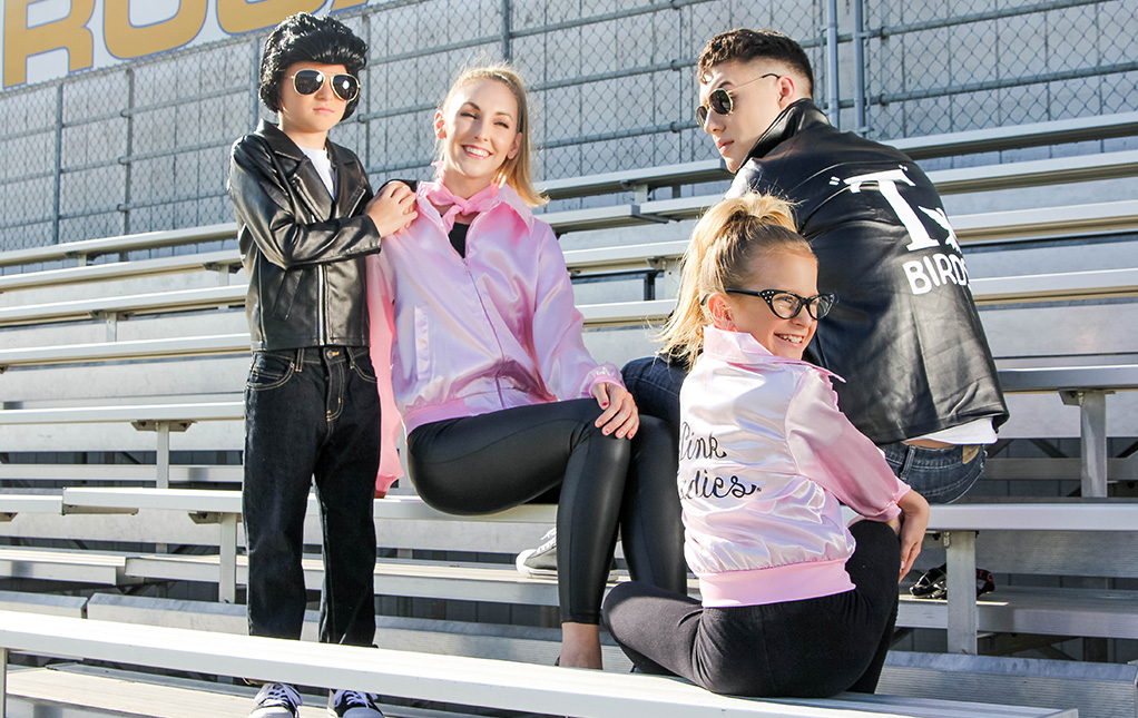 Grease Group Costumes