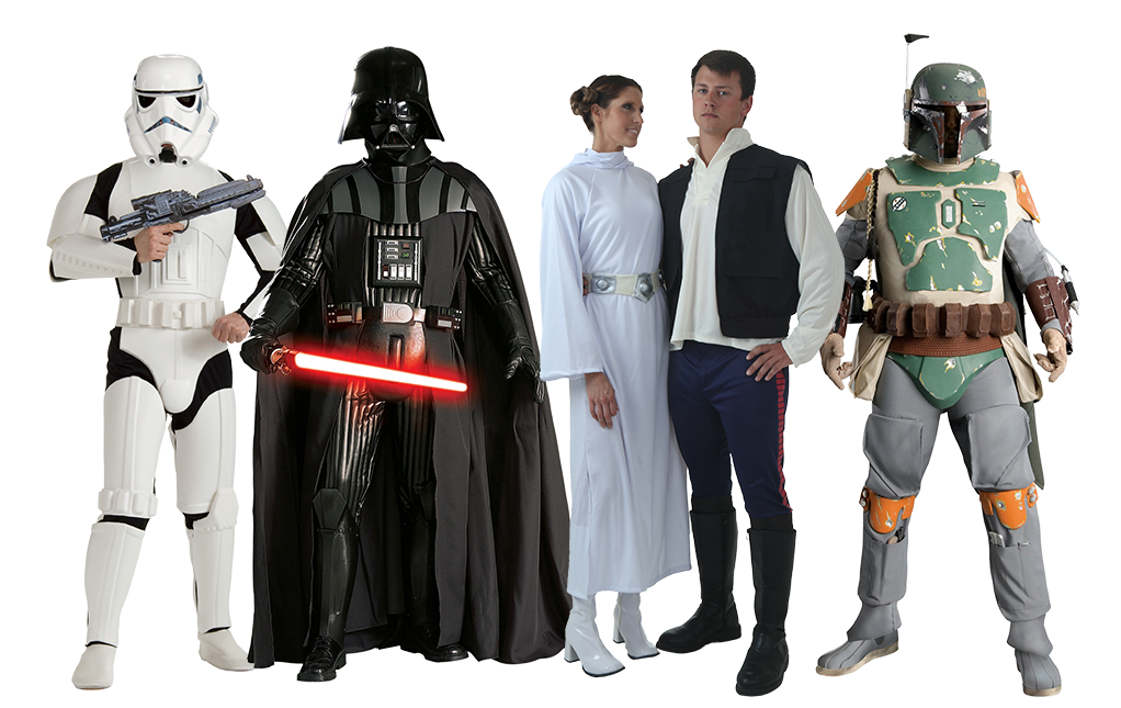 Star Wars Groups Costumes