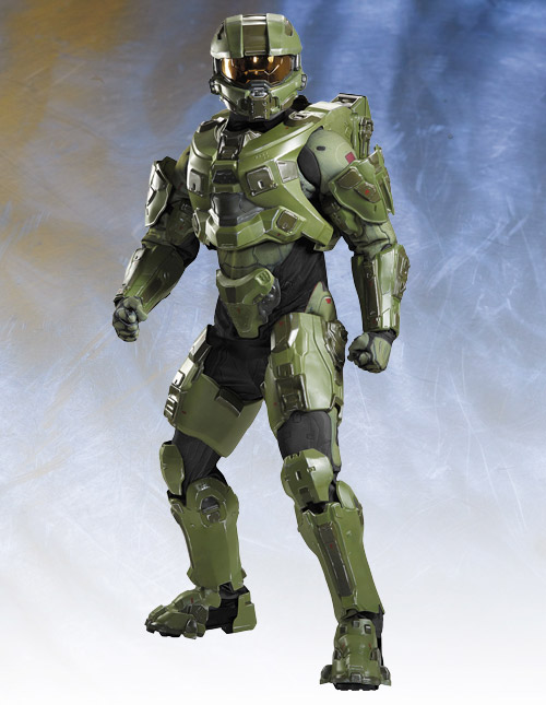 halo master chief costumes. Black Bedroom Furniture Sets. Home Design Ideas