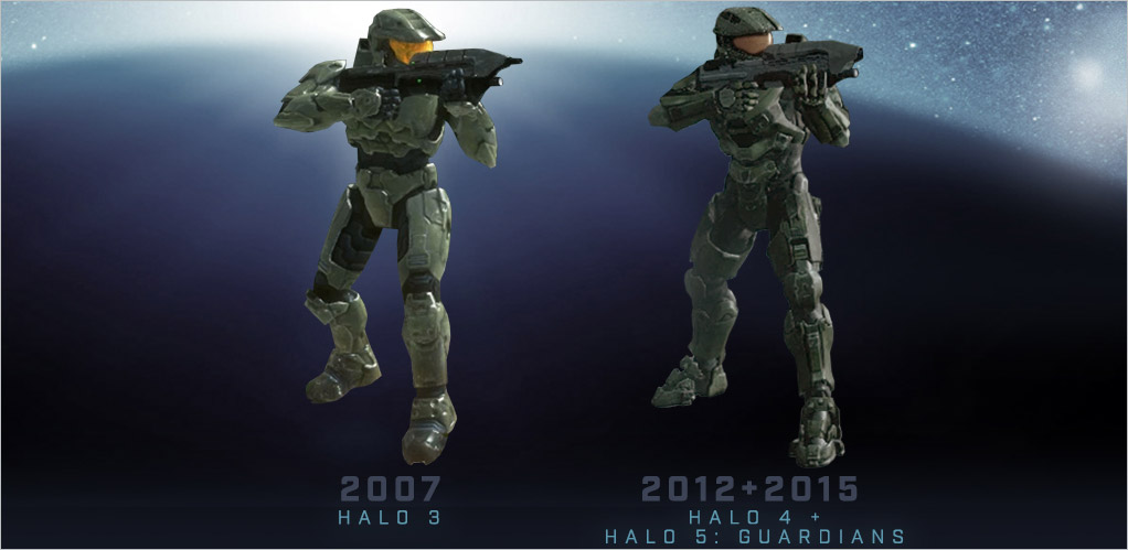 Halo Master Chief Costumes Halloweencostumescom & Master Chief Costume Halo 4 - Meningrey