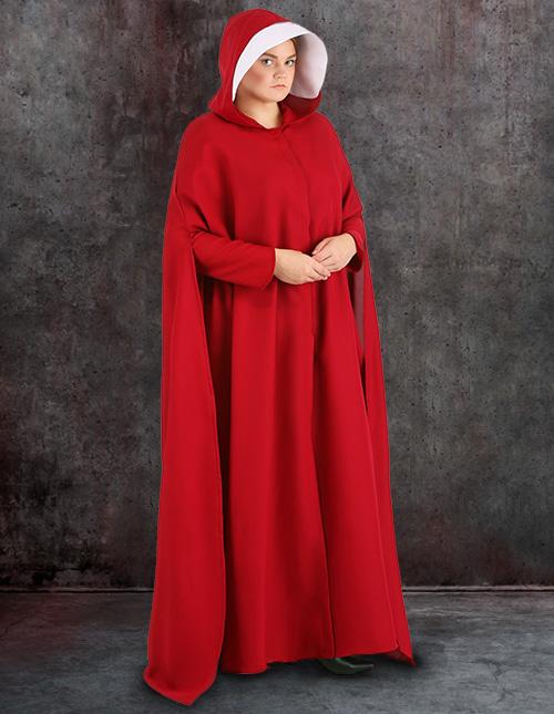 Handmaids Tale Halloween Costume