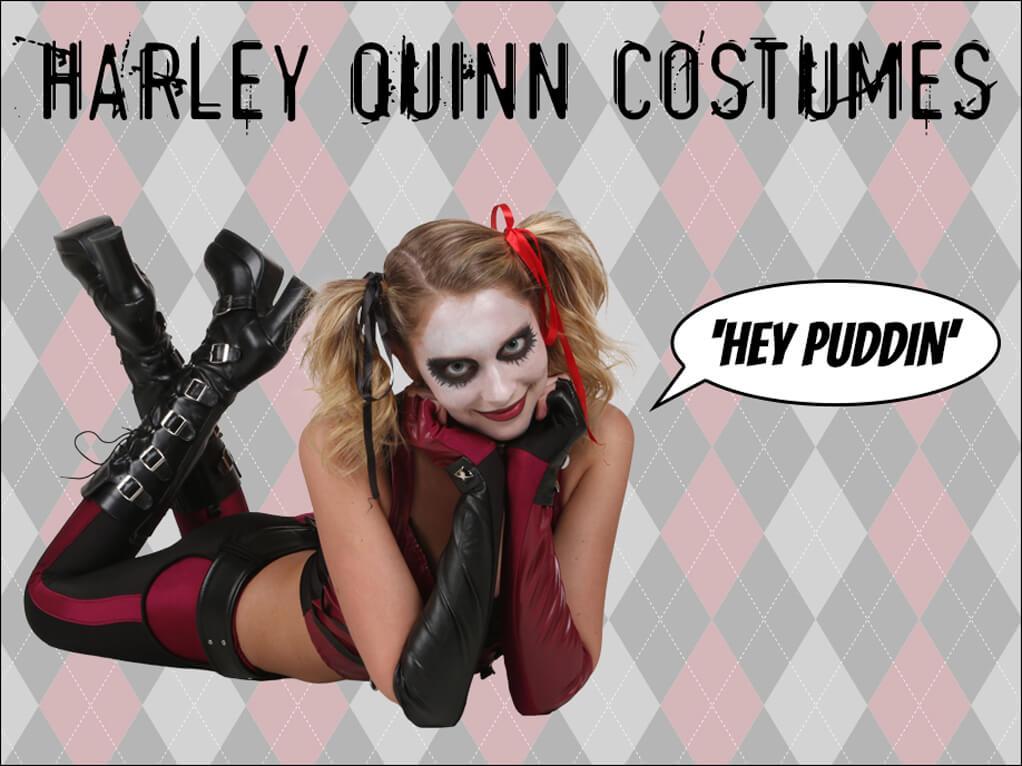 Harley Quinn Costume Ideas