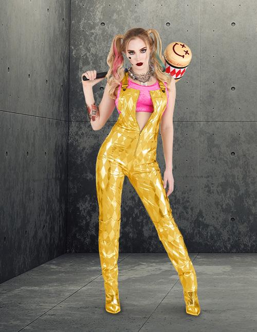 Harley Quinn Birds of Prey Costume