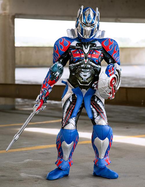 Adult Transformer Costume