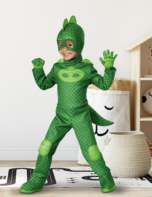 Gekko Costume