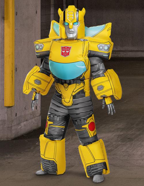 Kid's Transformer Costume