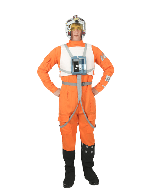 Rebel Pilot Costume