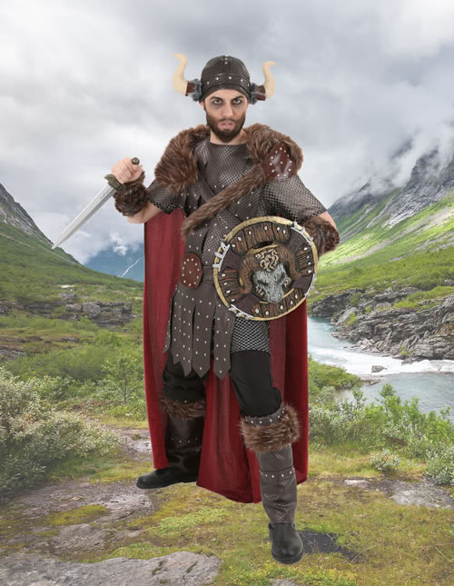 Vikings Costume
