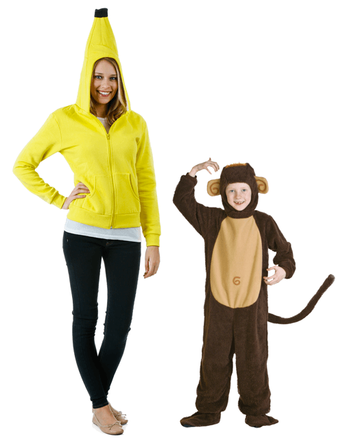 Monkeyin' Around Pose