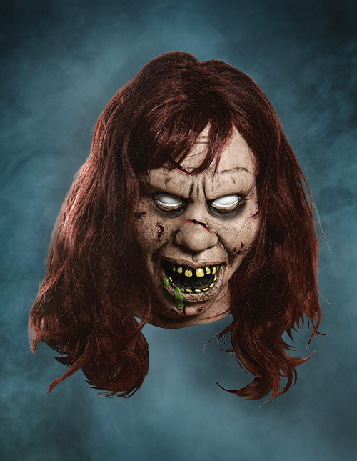 Exorcist Mask
