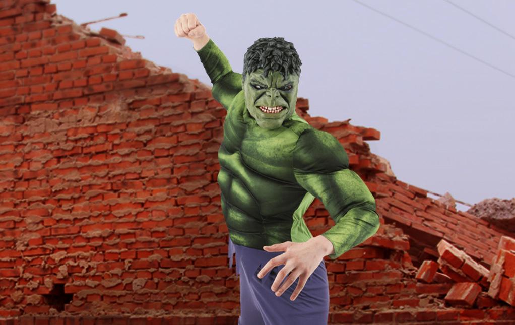 Hulk Accessories