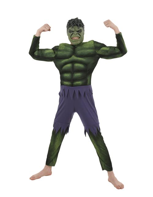 Angry Hulk Pose