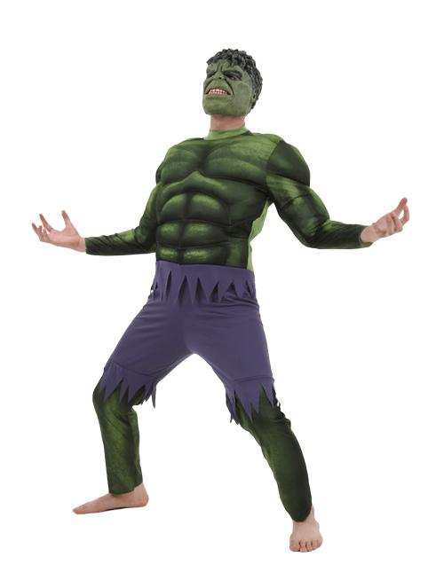Rage Hulk Pose