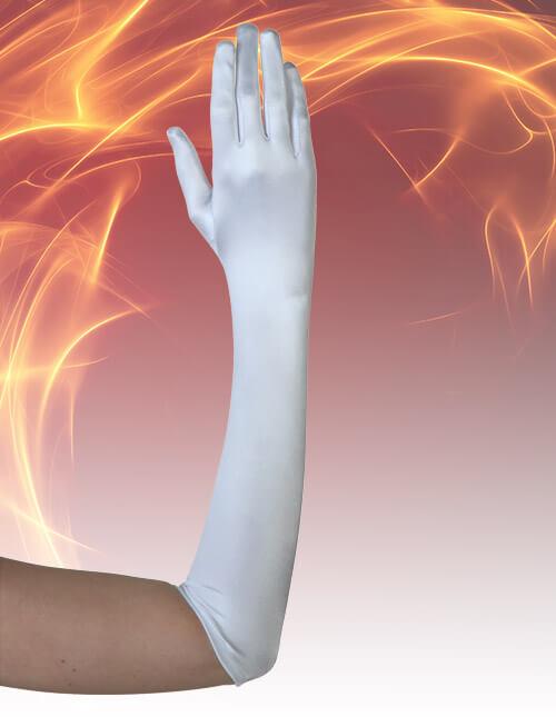 White Gloves