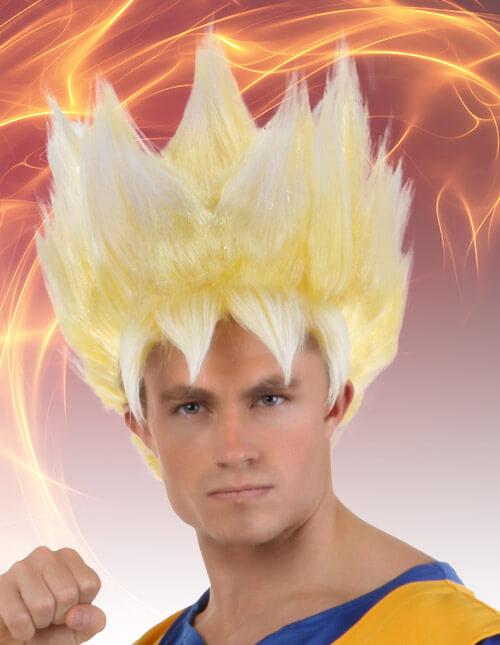 Super Saiyan Goku Wig