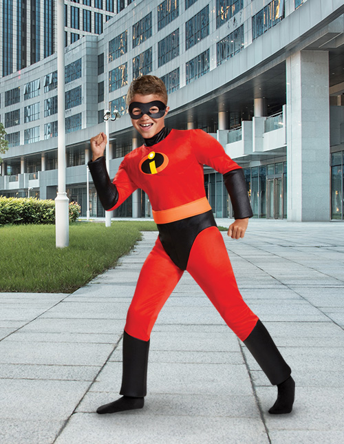 Incredibles Costumes For Kids Adults